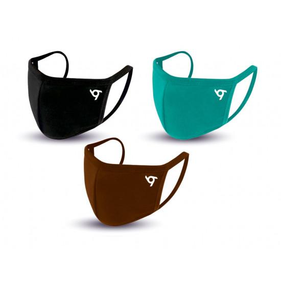 Face Mask washable & reusable (3 Pcs)